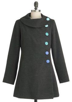So many cute coats. so little money. Pretty Outfits, Cute Outfits, Vintage Coat, Retro Vintage, Vintage Ideas, Vintage Clothing, Cute Coats, Dressing, Textiles