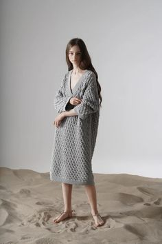 Vika Gazinskaya Primavera Verano 2020 Pret-A-Porter - Pasarela Knitwear Fashion, Knit Fashion, Fashion Show, Fashion Outfits, Loft Outfits, Mode Crochet, Crochet Tunic, Vogue Paris, Spring Summer