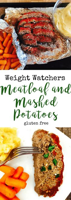 21 Day Fix Instant Pot Meatloaf and Mashed Potatoes dinner is truly a one pot miracle thanks to the Instant Pot!This 21 Day Fix Instant Pot Meatloaf and Mashed Potatoes dinner is truly a one pot miracle thanks to the Instant Pot! Weight Watchers Meatloaf, Weight Watchers Chicken, Weight Watchers Meals, Healthy Meatloaf, Meatloaf Recipes, 21 Day Fix, Ww Recipes, Healthy Recipes, Skinny Recipes