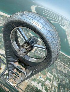 More Dubai architecture