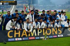 India Clinched The ICC Champions Trophy In Its Last Edition Giving Their Captain Mahendra Singh Dhoni Unique Record Of Being First To Win