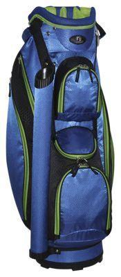 RJ Sports Venice Cart Golf Bag - Snorkel/Black