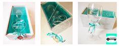 confezione in legno realizzata a mano, con inserto in acrilico, inciso. rivestita internamente, alloggia bicchiere personalizzato.  Shop on line http://lasertagitaly.com/index.php? --- hand-made wooden box/Suite Box with insert in acrylic, engraved. lined, custom glass houses. Shop on line http://lasertagitaly.com/index.php?