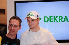 Hulkenberg, el favorito para suplir a Raikkonen - http://mercafichajes.es/15/10/2013/hulkenberg-el-favorito-para-suplir-raikkonen/