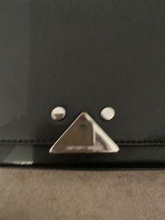 Emporio Armani Black Leather Evening Bag  #Ad , #Ad, #Black#Armani#Emporio