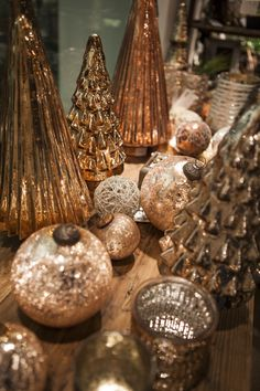 Great Examples of the Christmas Shine Trend at Arty Imports!