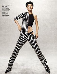 Hop Art (Vogue Russia)