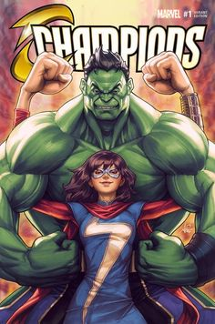 "#Champions #Fan #Art. (Champions #1 Marvel Now Legacy Edition Color Exclusive Cover) By: Stanley ""Artgerm"" Lau. (THE * 5 * STÅR * ÅWARD * OF: * AW YEAH, IT'S MAJOR ÅWESOMENESS!!!™)[THANK Ü 4 PINNING!!!<·><]<©>ÅÅÅ+(OB4E)"