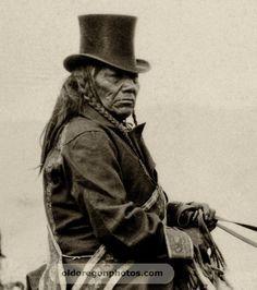 Chief Charlo, Bitteroot Salish, Montana