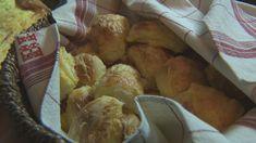 Hajtovány – Gasztroangyal   Magyarország finom. Pretzel Bites, Bread, Food, Eten, Bakeries, Meals, Breads, Diet