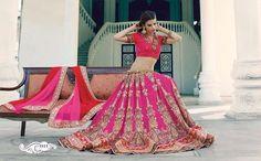 BAJU PENGANTIN / BRIDAL LEHENGA CHOLI  Sangat cocok untuk baju pengantin / acara2 special lainya   ORIGINAL ONLY dears  Import langsung dari india (  FREE ONGKIR SELURUH INDO)  PO ready 15-20 hari setelah trf DP 50% / full payment UKURAN sesuai request Lingkar Dada  For Order silahkan langsung hubungi Bbm : 54023918 Whats App : 081283761992  #indianwear #bajuindiaoriginal #bajuindia#bajuindiaimport #bajuindiamurah#bajulebaranindia #bajupengantinindia #bajupesta #bajupestaindia #bajunikah…
