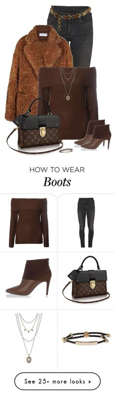 """""""Love This Bag!!"""" by sherry7411 on Polyvore featuring Citizens of Humanity, Dorothy Perkins, Pierre Hardy, Alexander McQueen, Givenchy and Lucky Brand"""