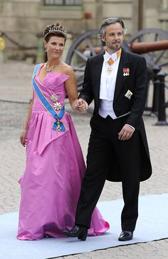 Princess Martha Louise, Norway