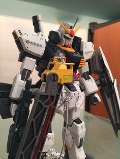 Rx-178 Gundam MKII 1/100