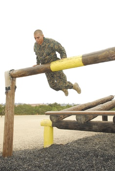 FRUGAL FITNESS: Exercise & Nutrition On A Budget: Losing Weight & Training for Marine Corps Enlistment training