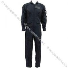 966720066ed Civil Air Patrol Uniform  Flame Resistant Flight Suit - navy blue. Vanguard