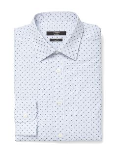 Print Dress Shirt by Z Zegna at Gilt