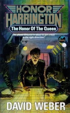 David Weber - The Honor of the Queen