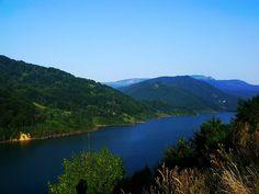 Romania Buzau Mountains Natural Beauty, River, Mountains, City, Nature, Outdoor, Beautiful, Landscape, Romania