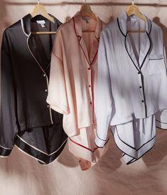 Shorts, at Topshop UK - Wheretoget Best Pajamas, Cute Pajamas, Cute Pajama Sets, Cute Sleepwear, Sleepwear Women, Estilo Fashion, Look Fashion, Steampunk Fashion, Gothic Fashion