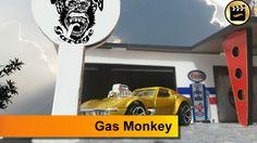 Corvette Gas Monkey