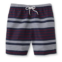 Mens Swim Trunks Brown Greyhound Toile Beach Board Shorts Quick Dry Sports Running Swim Board Shorts with Pockets Mesh Lining