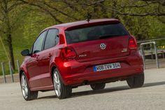 VW Polo, Heckansicht