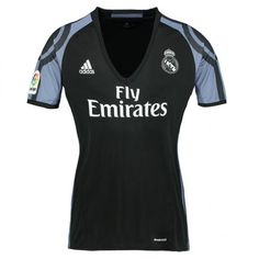 deb273f93 Real Madrid Women s Third Jersey 16 17 Real Madrid Shirt