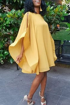 Wine Red Dress, Hot Dress, Jumpsuit Dress, Purple And Gold Dress, Yellow Dress, African Wear, African Dress, African Fashion Dresses, Batwing Sleeve