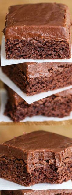 This ONE Minute Easy Chocolate Frosting recipe from Spend with Pennies is likely the quickest and most delicious frosting you will ever make because it comes together so fast, sets like a dream, and is the perfect for topping cakes, brownies and more!