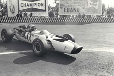 Bruce McLaren Grand Prix of Mexico 1966