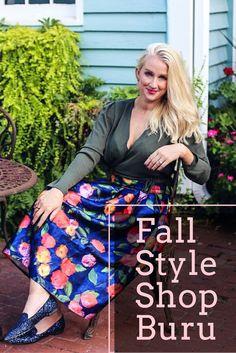 Fall Style Shop Buru + Coupon Code
