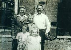 Dad, Ray, Einer, Barbara, ivy