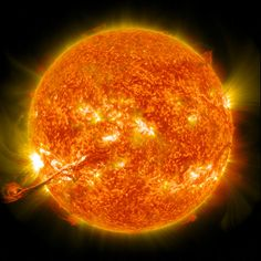 Magnificent CME Erupts on the Sun - August 31 by NASA Goddard Photo and Video, via Flickr
