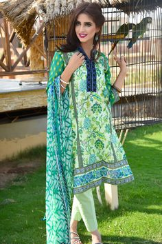 Now available online & in stores Now! Shop online: http://nimsay.pk/pkr/home/180-parsa-lawn-sut-0659-ld-03-pcs.html Product code: SUT-0659-LD PRINTED SUIT / WITH EMBROIDED PATCH AND PRINTED CHIFFON DUPATTA WITH COTTON TROUSER PRICE PKR 3,200 please visit your nearest Nimsay store or our website: www.nimsay.pk