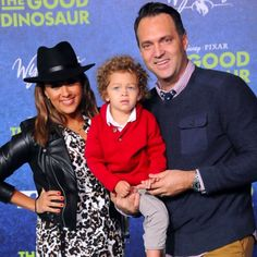 Tamera Mowry Shares a Sweet Moment With Her Family on the Red Carpet