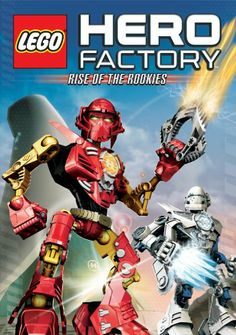 cool LEGO Hero Factory: Rise of the Rookies