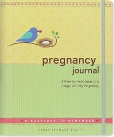 With ample pages to record your discoveries and feelings, and a pregnancy guide offering concise, time-targeted information, this companion journal helps light the path and preserve the wonder as you move toward motherhood! Pregnancy Guide, Pregnancy Journal, Weekly Pregnancy, Spencer Scott, Childrens Gifts, Baby Development, Inspirational Books, Unique Baby, New Moms