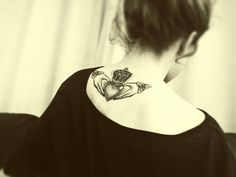 Claddagh Ring Tattoo