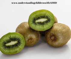 Here is another great snack full or complex carbohydrates, which as we all know is great for children with ADHD, who would have though the little old Kiwi would be up there with apples and pears. Why not cut it in half putting in their lunch box with a tea spoon. Your child will love scooping it out.