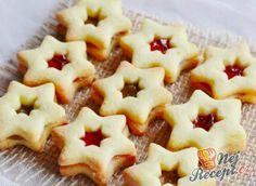 Moje linecké vánoční cukroví