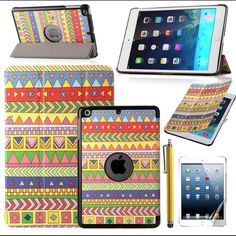 Cool magnetic flip smart case for iPad 2 & 3 Cool magnetic flip smart case for iPad 2 and 3. With auto sleep and wake function. Also wills come with a HD screen protector and touch screen pen. Brand new smart case for iPad 2 and 3. Accessories
