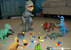 Dinovember are you doing it? My boys are loving it!