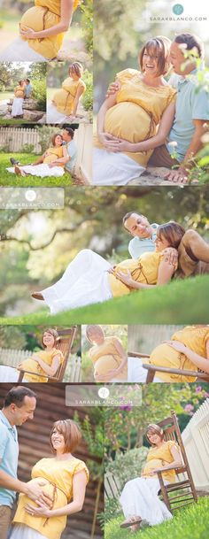 Maternity Pictures  Love the rocking chair