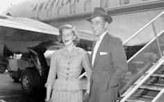 Slide 18 - 19 Vintage Shots of Celebrities on the Steps of Planes | Travel + Leisure