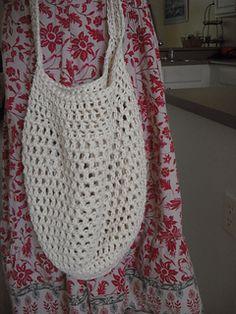 Market Bag, free pattern by Tiffany Roan