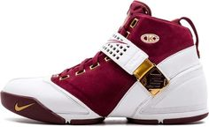 best loved a9d1d 268c4 Nike Zoom Lebron 5  Christ The King Alternate  - Size 12.5
