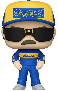 Start your collecting engines with Funko Pop NASCAR! The vinyl offering is only for the standouts of track racing, including Dale Earnhardt, Jeff Gordon and Kyle Busch.