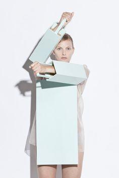 Maxime Rappaz: Bachelor Collection 2011 - Thisispaper Magazine