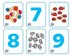 Карточки для счета от 0 до 10 Number Writing Practice, Writing Numbers, Math Numbers, Letters And Numbers, Preschool Puzzles, Numbers Preschool, Math Activities, School Play, Math Concepts